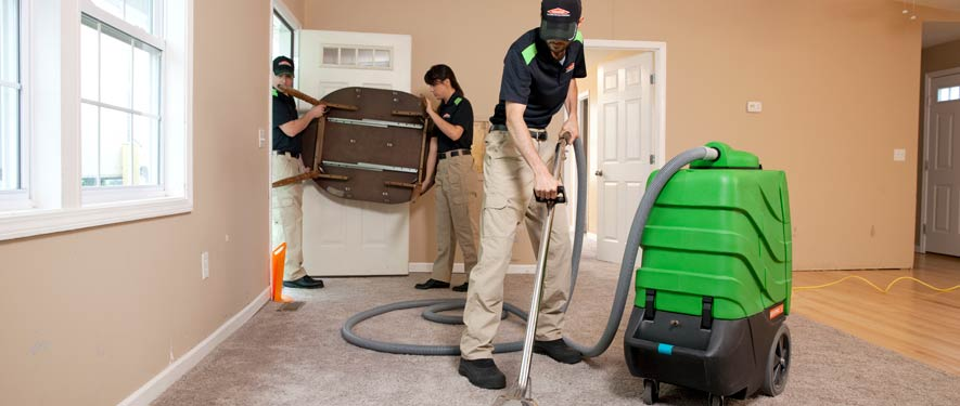 Rose Hill, VA residential restoration cleaning